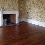 Restored Victorian Floorboards